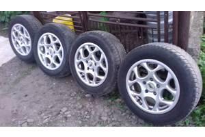 б/у диски с шинами Volkswagen