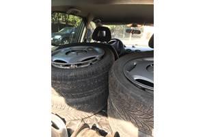 б/у диски с шинами Mercedes A 170