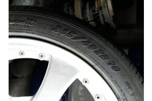 б/у диски с шинами Mercedes CLK 270