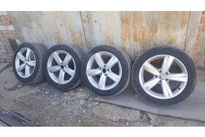 б/у диски с шинами Volkswagen Passat