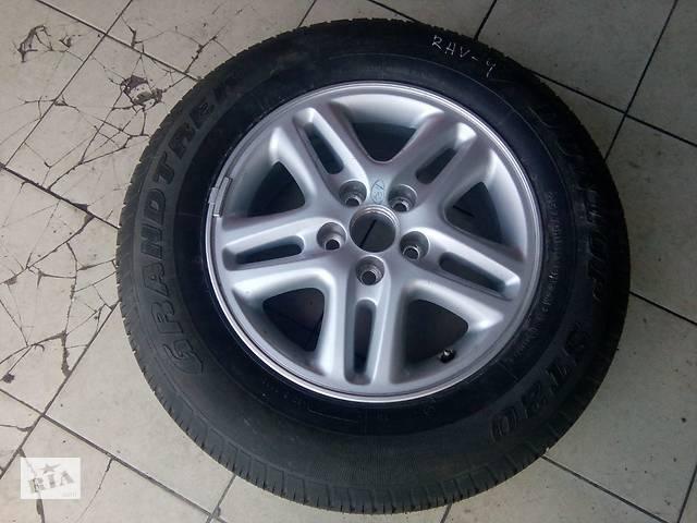 продам Б/у диск с шиной R16x7JJ для Toyota Rav 4 2000-2005 бу в Киеве