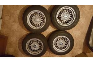 б/у диски с шинами BMW 520
