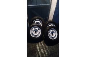 б/у диски с шинами ВАЗ 2109