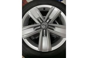 б/у диски с шинами Volkswagen Multivan
