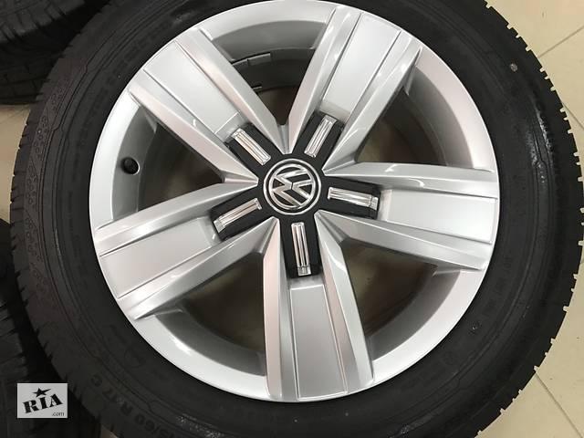 бу Новый диск с шиной для Volkswagen Multivan 215/60R17C. в Ковеле