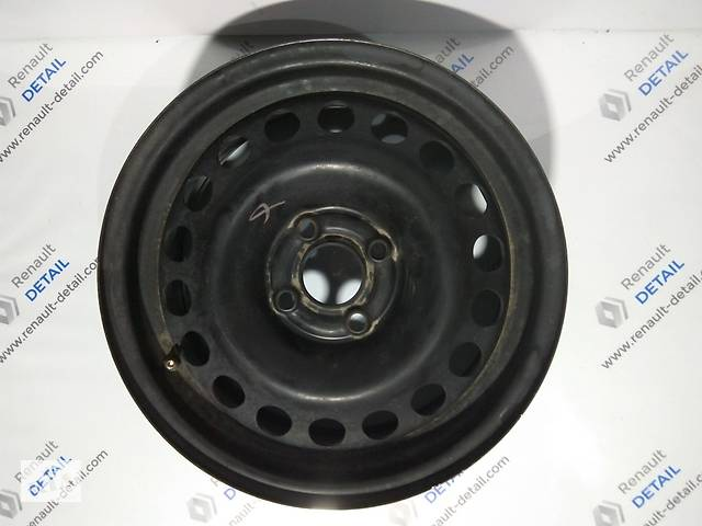 бу Б/у диски для Mercedes Citan R15 4*100 2008-2019 в Ковеле
