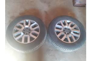 Б/у диски для Nissan Pathfinder navara murano r18