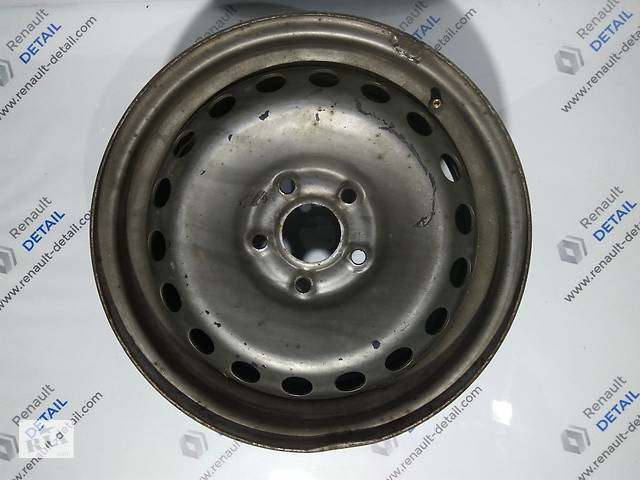 купить бу Б/у диски для Renault Kangoo R15 5*108 2008-2019 в Ковеле