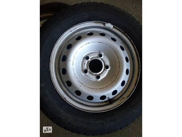 продам Б/у диски для Renault Trafic opel vivaro 5x118r16 et-50 6j16h2 бу  в Украине