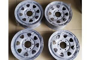 Б/у диски для Toyota Land Cruiser Prado 120, R16 6*139.7 из Германии