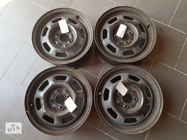 продам Б/у диски для Volkswagen Caddy Golf Passat R14 4x100 4 100 ET 38 цена за 4шт привезены с Германии бу в Решетилівці