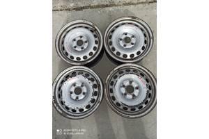 диски стальні 6J15ET47 для фольксваген кадді 5/112/15  Б/у диски для Volkswagen Caddy