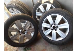 б/у диски с шинами Chevrolet Captiva