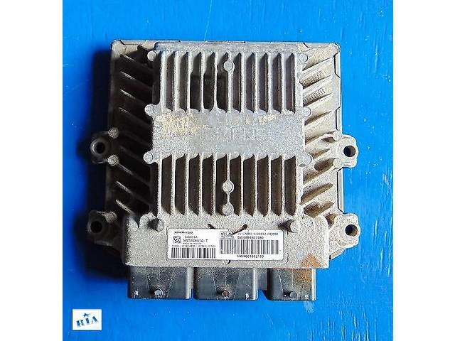 Б/у ЭБУ SIEMENS 961642180 блок управления двигателем 2.0 HDI Citroen Jumpy Ситроен Джампи (3) c 2007 г. в.- объявление о продаже  в Киеве
