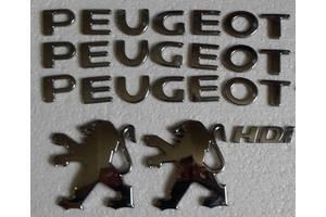 б/у Эмблемы Peugeot 307