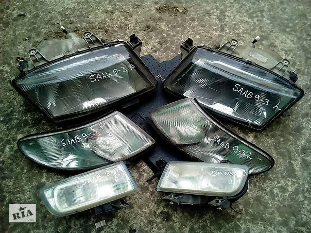 продам Б/у левая фара для легкового авто Saab бу в Ивано-Франковске