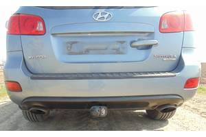 б/у Фаркопы Hyundai Santa FE