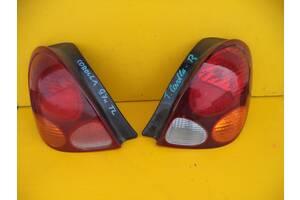 Б/у фонарь стоп для Toyota Corolla (E11) хечбек 5-дверный (1997-2001) (цена за один)