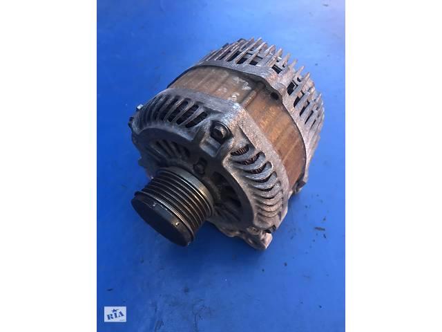 купить бу Б/у генератор/щетки для Renault Laguna III 1.5 DCI (8200960533) в Луцке