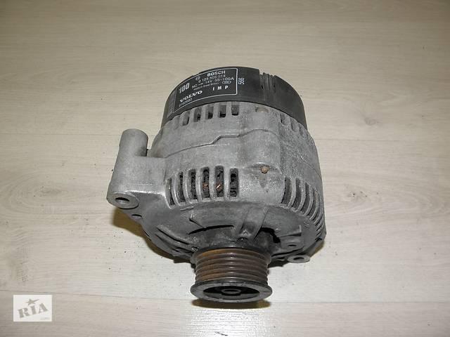 купить бу Б/у генератор/щітки для Volvo C70 2.0 2.3 benz 100A 1998-2005 0123505014 в Луцьку