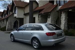 б/у Глушители Audi A6