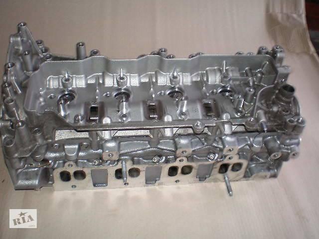 бу Б/у. головка блока двигателя для Renault Master 2014 в Смеле