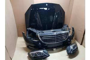 б/у Капоты Mercedes W-Class