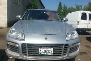 б/у Капоты Porsche Cayenne
