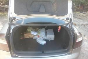 б/у Карты крышки багажника Audi A4