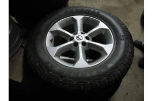 б/у диски с шинами Nissan Navara