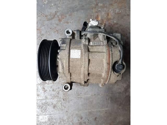 купить бу Б/у компрессор кондиционера для Volkswagen Touareg 2002-2010г. 7L6820803F в Таврийске