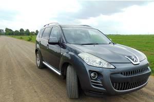 б/у КПП Peugeot 4007