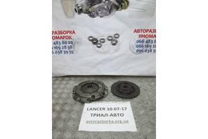 Б/у корзина и диск сцепления для Mitsubishi Lancer X