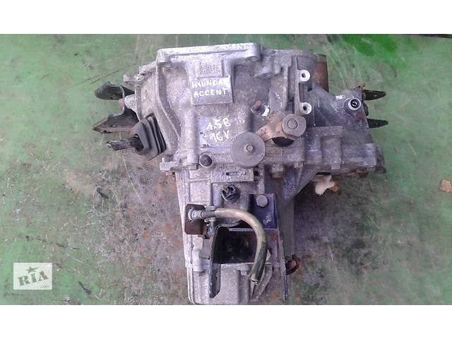 продам Б/у кПП для Hyundai Accent 1.3 B, 1.5 B, 16 V, HY2073 35162813 бу в Самборе