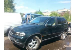 б/у Кронштейны усилителя бампера BMW X5