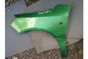 б/у Крылья передние Mazda 2