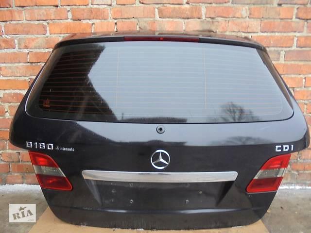 бу Б/у крышка багажника для Mercedes w245 B-Class 2005-2011  в Україні