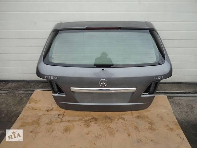 продам Б/у крышка багажника для Mercedes w245 B-Class 2005-2011 бу  в Україні