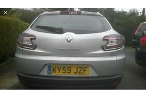 б/у Крышки багажника Renault