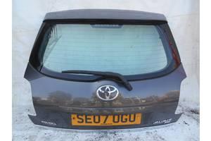 Б/у крышка багажника для Toyota Auris 2007-2012