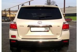 б/у Крышки багажника Toyota Highlander