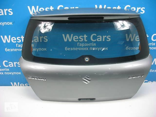 продам Б/У 2005 - 2010 Swift Кришка багажника. Вперед за покупками! бу в Луцьку