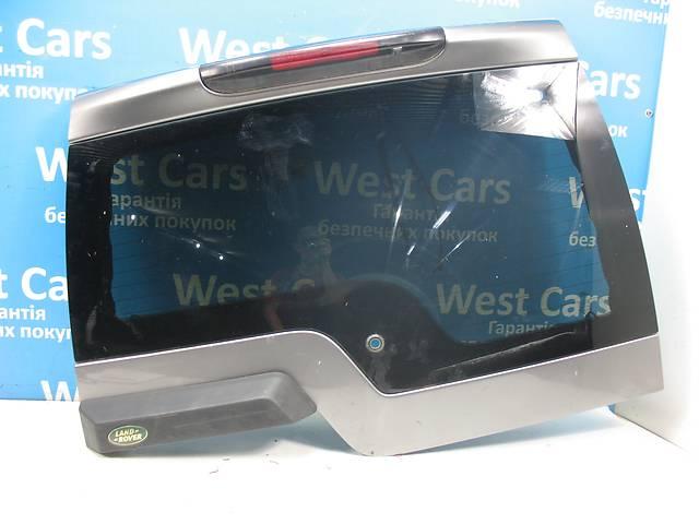 купить бу Б/У 2004 - 2009 Discovery Кришка багажника верхня частина. Вперед за покупками! в Луцьку