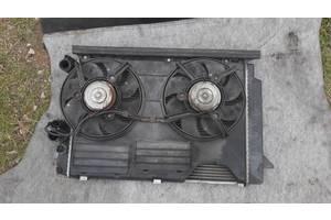б/у Моторчики вентилятора радиатора Audi B 4