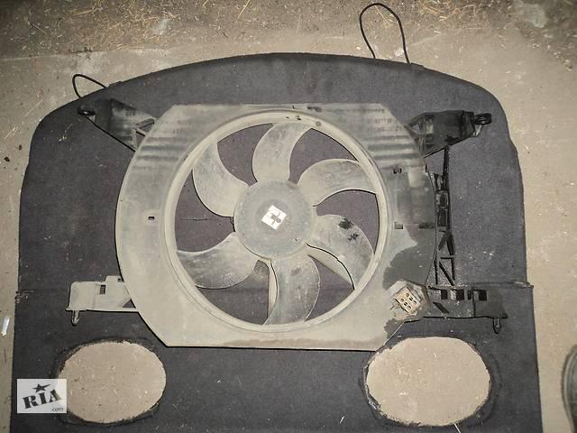 купить бу Б/у моторчик вентилятора радиатора для Renault Laguna в Шацке