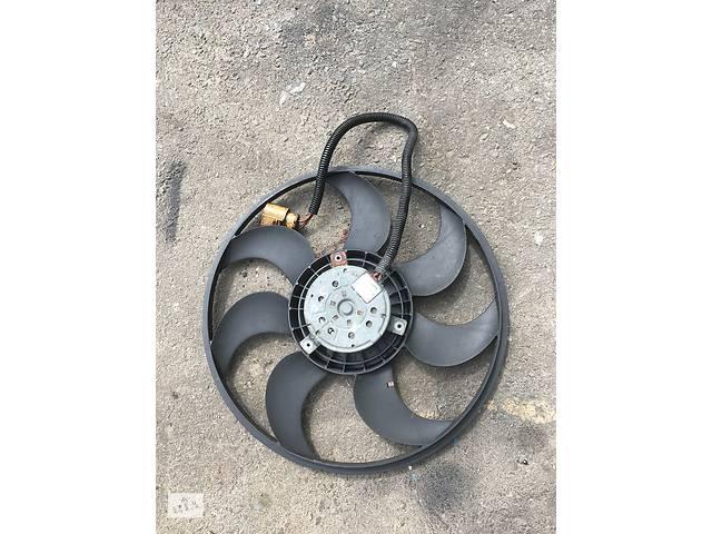 Б/у моторчик вентилятора радиатора для Volkswagen T5 (Transporter) т5 Фольксваген т5 2003-2010р- объявление о продаже  в Луцке