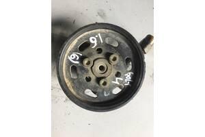 Б/у насос гідропідсилювача керма для Skoda Octavia Volkswagen Golf 4 IV Bora 1.6 AKL 038145255a (6)