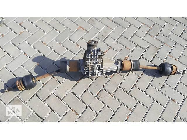 купить бу Б/у передний мост/редуктор/полуося для ВАЗ 21213 ВАЗ 2121 НИВА ВАЗ 21214 НИВА Тайга в Умани