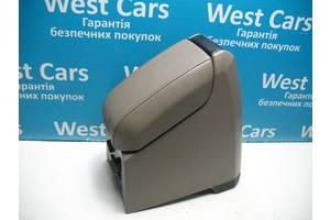 Б/У Подлокотник кожаный серый XC90 2002 - 2014 . Вперед за покупками!