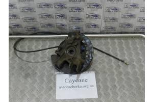 б/у Поворотные кулаки Porsche Cayenne